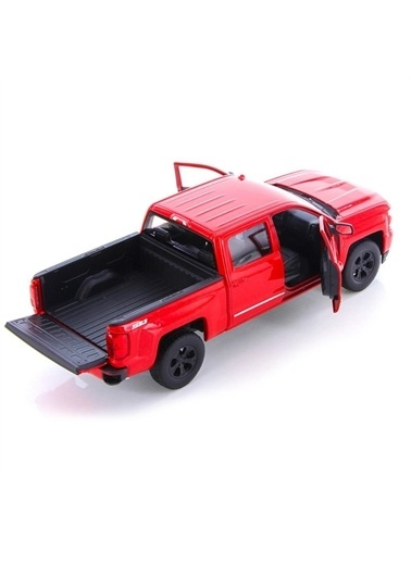 Welly Welly Chevrolet Silverado Oyuncak Araba Renkli